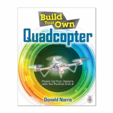 [도서] Build Your Own Quadcopter(상품번호: 730410)